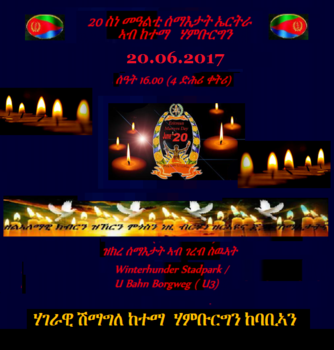 Eritrean martyrs days in hamburg 20 sene 2017 01