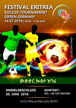 Fussball t in festival eritrea   germany