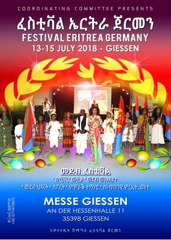 Festival eritrea germany 1