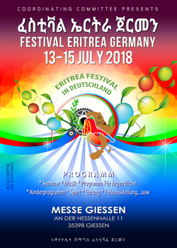 Festival eritrea germany 2